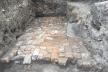 Під час розкопок у Тернополі знайшли унікельне цегляне мощення