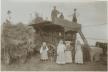 Мешканці села Нагірнянка на фото 1925 року