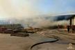 Масштабна пожежа: На Тернопільщині горить ферма