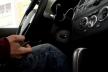 У Тернополі водій не міг впоратись із власним транспортним засобом (Відео)