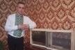 Тернопільський пасічник Богдан Лазута: «Бджоли в акваріумі – найкращий лік від застуди»