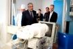 Американські партнери передали для Лановецької ЦРКЛ рентген-апарат за більше ніж 40 000 доларів (Фото)