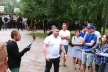 Українські радикали стали на захист громади Тернополя