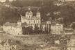 Площа Ринок в Кременці на фото 1870 року