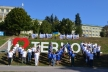 Тернопільська юстиція провела флешмоб «Ми за мир!»