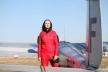 Щоби пережити нові емоції, тернополянка стрибнула з висоти 3 тисячі метрів (Відео)
