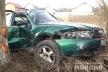 У Тернополі автомобіль врізався в електроопору. Водій загинув