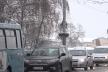 Тернопіль: ранкові затори на дорогах (Відео)