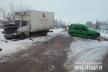 Через погоду за пів дня на Тернопільщині – 8 травмованих, 1 загиблий в ДТП