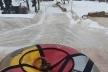 У Тернополі відкрили гірку для сноутюбінгу