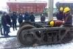 Школярі побували у вагонному депо Тернопіль