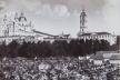 Базар у Почаєві на ретро світлинах