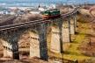 Плебанівський віадук, що на Тернопільщині пропонують освітити