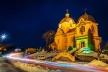 Тернопільські семінаристи виконали колядку біля історичного храму (Відео)