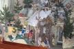 Унікальну шопку на Різдво облаштували в церкві у селі Золотники на Тернопільщині (Фото)