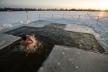 Вода, набрана на Хрещення Господнє, вважається чудотворною