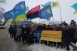 Тернополян 22 січня запрошують відзначити День Соборності на Збручі в Підволочиську