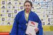 Тернополянка виборола перше місце на всеукраїнському турнірі з дзюдо