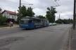 Жінка, яка зранку потрапила під колеса тролейбуса, померла у лікарні