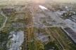 «Як після війни»: ланівчани шоковані руїнами від цукрового заводу