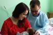 Кандидат у народні депутати з Тернополя Максим Черкашин став батьком