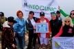 Тернополянка вперше піднялась на Говерлу та встановила рекорд України