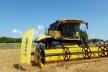 Новітню сільськогосподарську техніку презентували фермерам на Тернопільщині