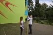 Урочиста церемонія підняття Державного прапора відбулась у Товстолузькій школі (Фоторепортаж)