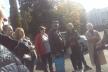 «Вночі «відловили» 40 хлопців»: на Тролейбусній батьки з адвокатами штурмують військкомат