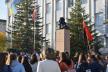У Чорткові вшанували Степана Бандеру у день його смерті