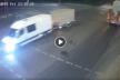У Тернополі обірвані тролейбусні провода порізали обличчя пішоходу (Відео)