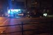 Знесли паркан і вилетіли на тротуар: у Тернополі аварія за участі чотирьох автомобілів (Фото)