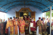 На Кременеччині відзначили перше храмове свято в лоні ПЦУ