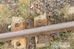 Крадії демонтували кріплення із залізничних колій і здавали їх на металобрухт