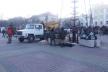 Тернопільську ялинку вбирають у нову хвою (Фото)