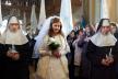 У Львові дівчина «заручилася» з Ісусом Христом: весільні фото