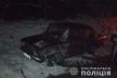 У Лановецькому районі легківка зіткнулась із вантажівкою