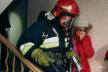 У Тернополі горіла квартира у багатоповерхівці
