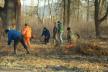 У Чорткові у парку «Моклеків» провели першу у 2020 році толоку