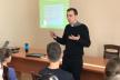 Отець Роман Демуш з Тернополя у Зарваниці навчав львівську молодь християнському аніматорству