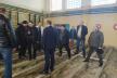 У Лановецькій школі встелили підлогу з пліснявою
