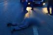 Смертельна ДТП на Тернопільщині: Водій збив чоловіка та втік (Відео)