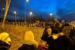 Українці масово кинулись додому з Польщі (Відео)