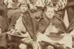 Селяни із Більче-Золоте на фото ХІХ століття