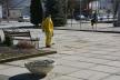 У Теребовлі дезінфікують дитячі і спортивні майданчики, лавки у парках та на вулицях