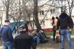 У Тернополі СБУ затримано групу рекетирів (Фото)