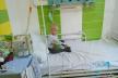 Маленьким пацієнтам дитячого онкогематологічного відділення допомагають разом з фондом «Живи»