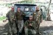 Теребовлянські ветерани АТО передали бойовому побратимові на передову авто в подарунок