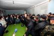 На Тернопільщині у селі Дворіччя ексрегіонал Троян з групою спортсменів намагалися відібрати ставок у ветеранів АТО