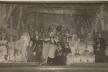 Аматорський театр в Бережанах на фото 1929 року